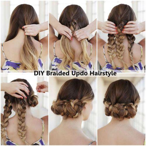 Výsledek Obrázku Pro Braid Tutorials Tumblr Hairstyle Tutorials - Hairstyle diy tumblr