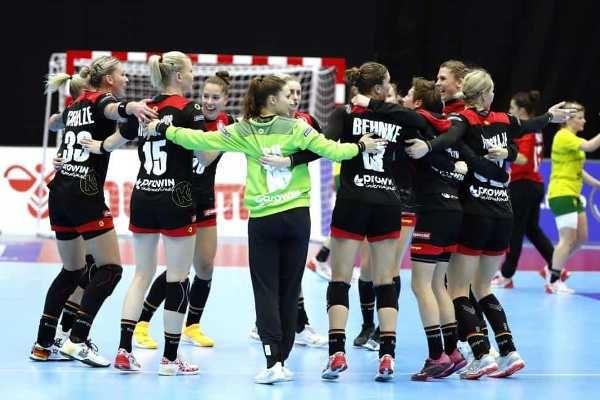 Tabellen Handball Wm