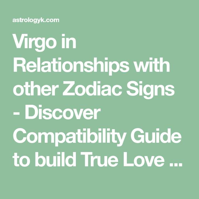 Dating tips for virgo