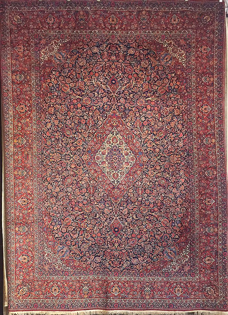 Antique Kashan Rug Rugs More Kashan Rug Rugs Antiques