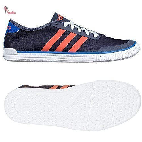 basket adidas hommes bleu neo