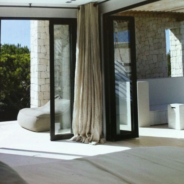 gordijnen maken geheel soft bevestiging aan plafond