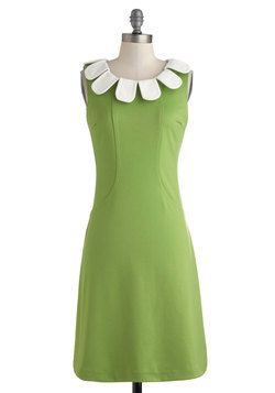 From Your Head to Your Posies Dress, #ModCloth.  This would be a cute dress for anything Arbonne related!