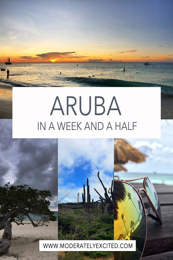 Caribbean Map Aruba%0A A Slice of Dutch Caribbean Heaven  The Moderately Exciting Guide to Aruba