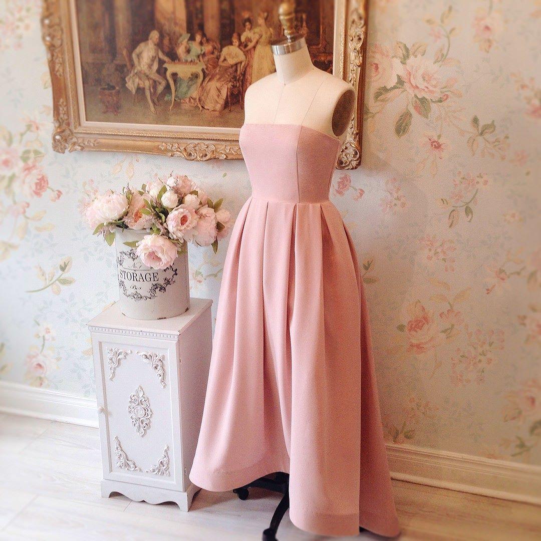 Pink Dress | Outfits | Pinterest | Vestiditos, Vestido de bodas y ...