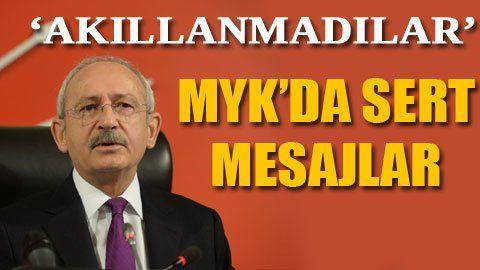 """CHP liderinin öğretmen ihraçları için """"Partililerimizin eşleri, kardeşleri…"""
