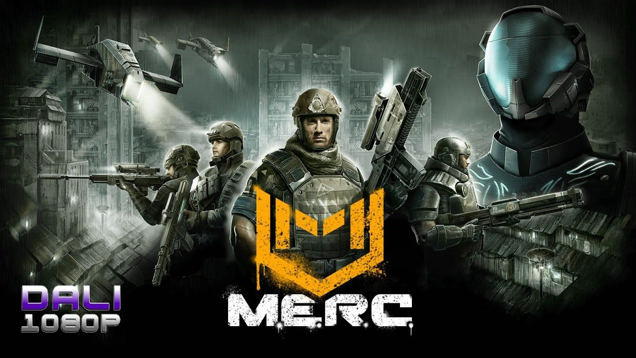 M.E.R.C. Step into the world of nonstop, realtime