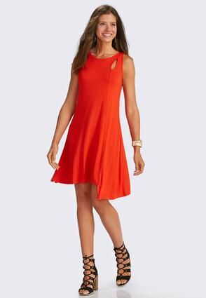 Cato Fashions Cutout Shoulder Asymmetrical Dress #CatoFashions ...