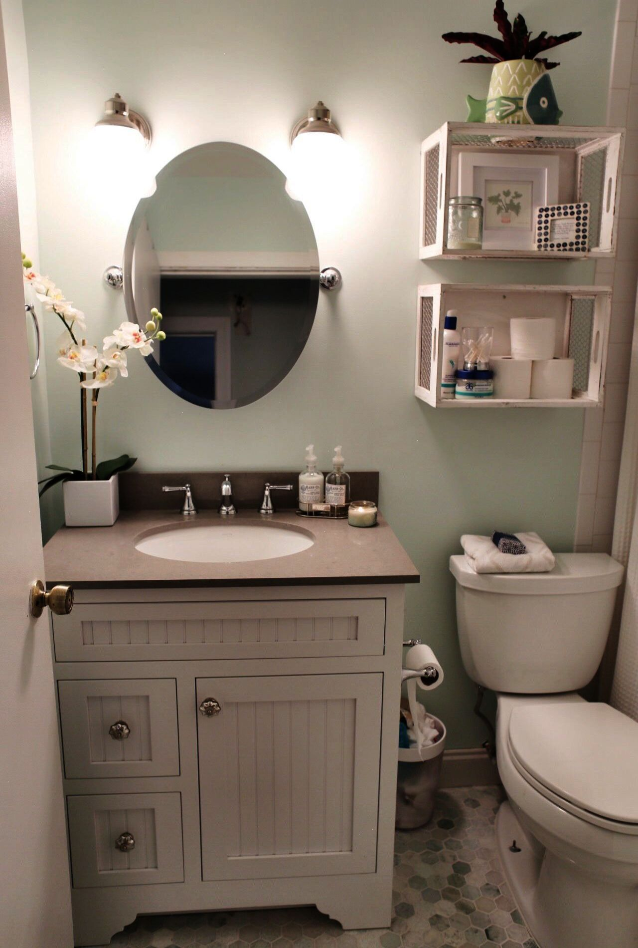 Guest Bathroom Designs