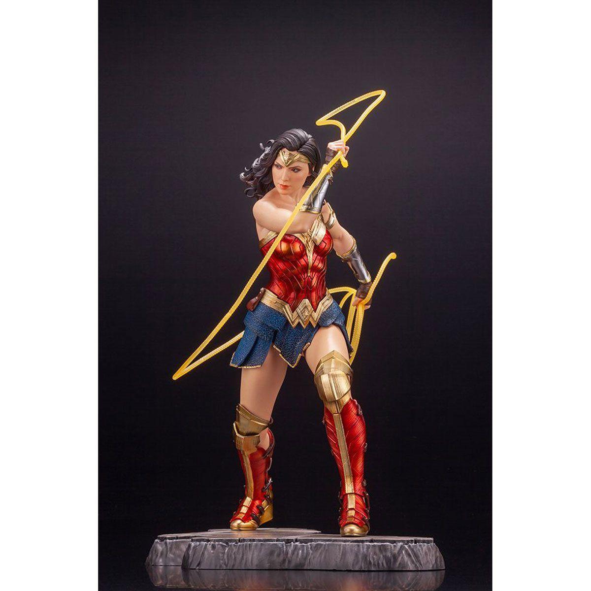 Wonder Woman 1984 Artfx 1 6 Scale Statue Entertainment Earth In 2020 Wonder Woman Wonder Statue