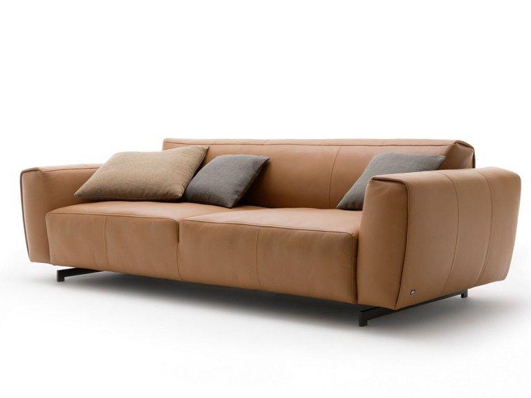 Teno 3 Seater Sofa By Rolf Benz Design Norbert Beck Silja Beck