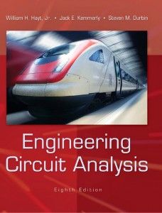 solutions manual for engineering circuit analysis by william h haytsolutions manual for engineering circuit analysis by william h hayt jr \u2013 8th ed