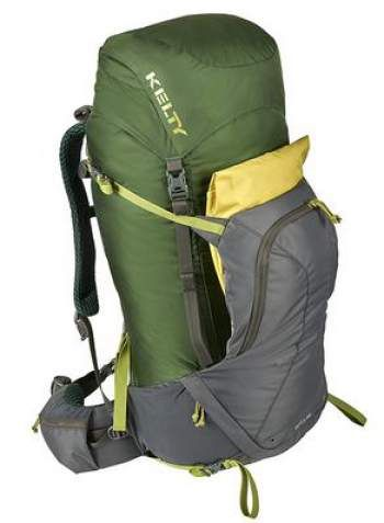This Kelty Revol 65 backpack review is about the largest pack from ...