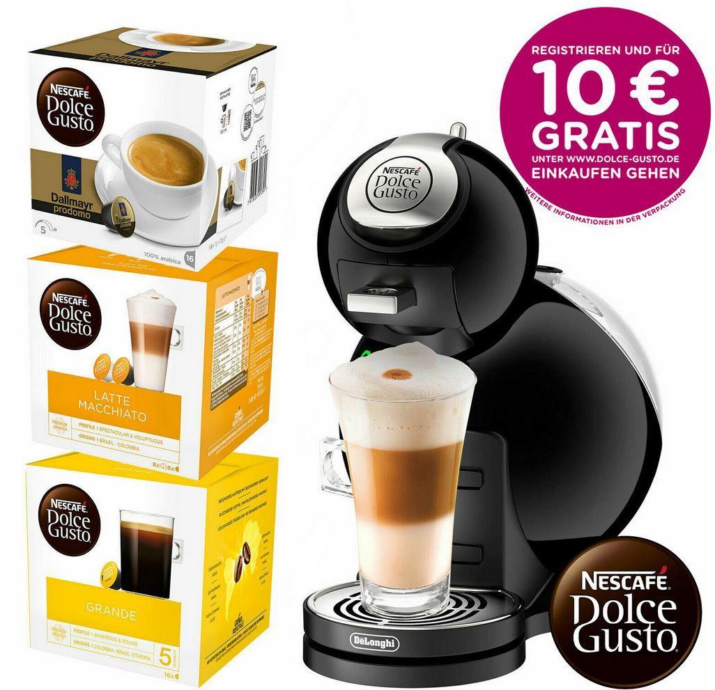 Delonghi Edg 420 B Melody 3 Nescafe Dolce Gusto Maschine Fur 29 90 Statt 49 Schnappchen Einkaufen Preis