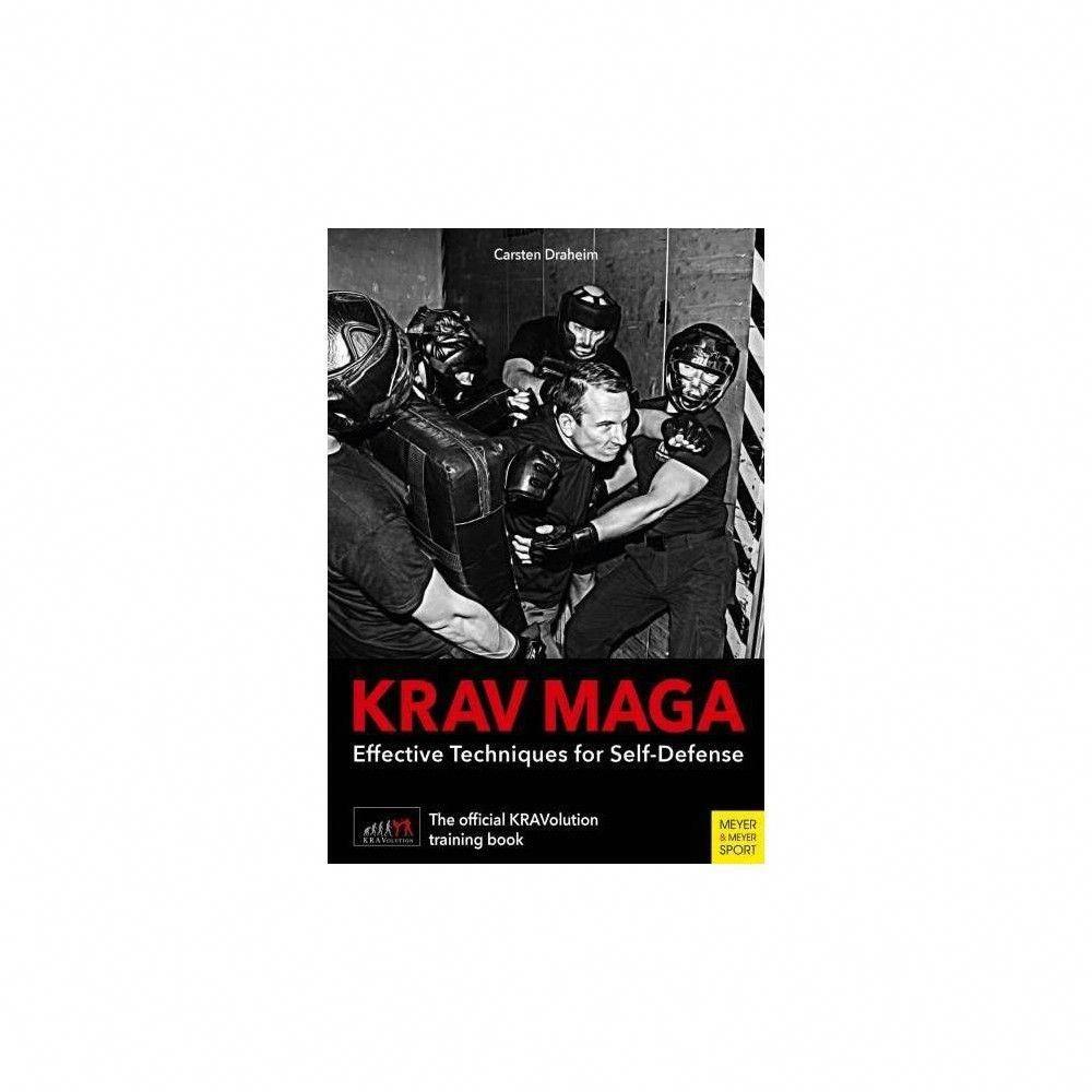 Krav Maga Effective Techniques For Self Defense By Carsten Draheim Paperback Krav Maga Learn Krav Maga Krav Maga Techniques