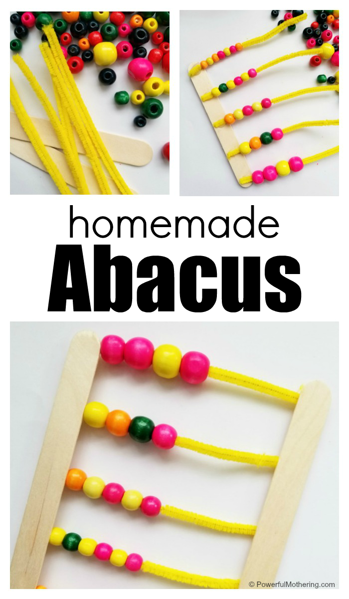 Homemade Abacus Number Counter Abacus Number Counter Abacus Math [ 1200 x 700 Pixel ]