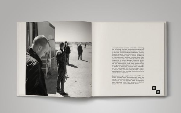 Heisenberg — Coffee table book design by Sundus Asif, via ...