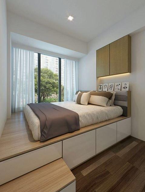 Platform Bed Ideas Assume Platform Beds Are Just For Modern