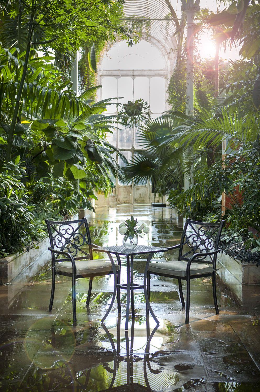 Hartman Kew bistro set pictured at kew gardens. | 25 Amazing Garden ...
