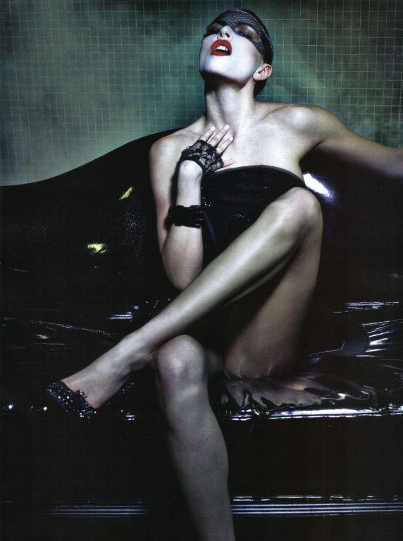 Rie fetish model