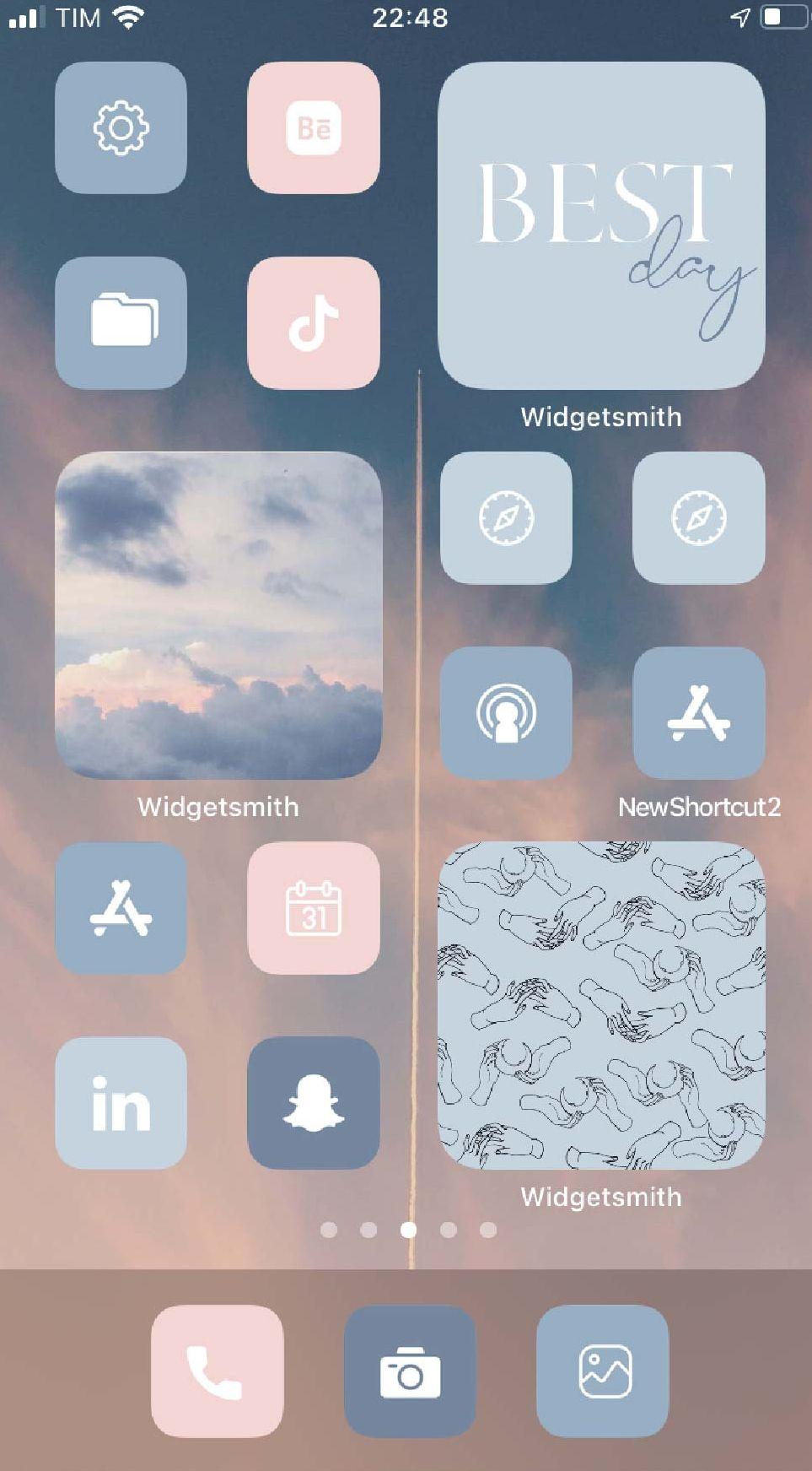 Sky collection   35 iPhone iOS 14 App Icons   iOS1