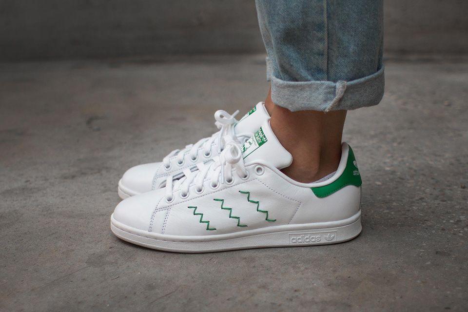 adidas originals stan smith zig zag 01 em 2020 | Adidas stan