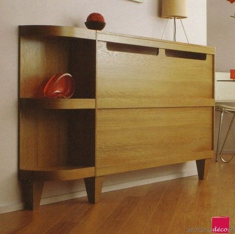 cache radiateur retro l205cm cache radiateur radiateur et r tro. Black Bedroom Furniture Sets. Home Design Ideas