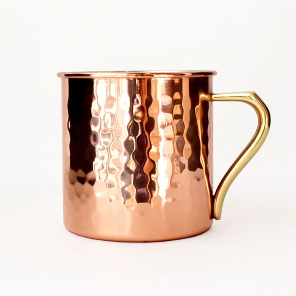 Copper Copper Copper Enjoy Oprah S Favorite Drink The Moscow Mule Out Of This Traditional Copper Mug Th Copper Mugs Moscow Mule Mugs Copper Moscow Mule Mugs