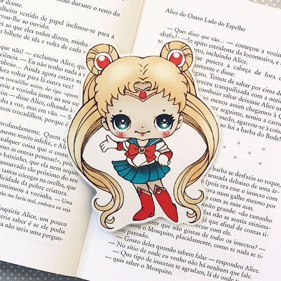 Inspired by Usagi limited edition bookmark by ribonitachocolat