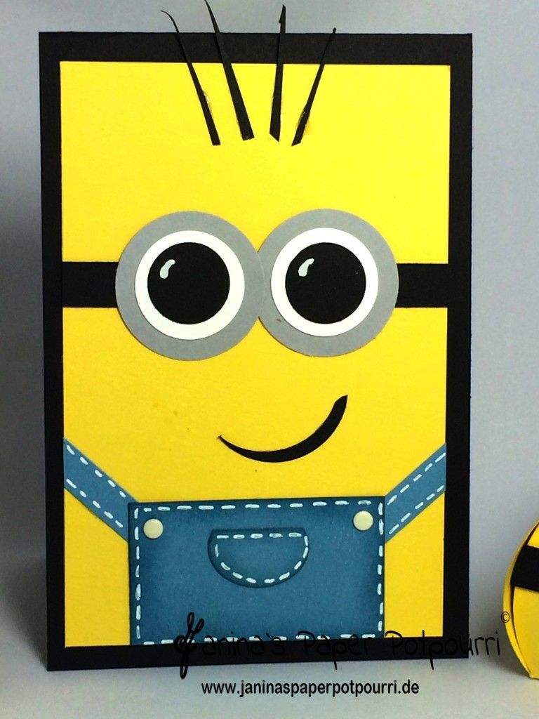 Minion Birthday Set