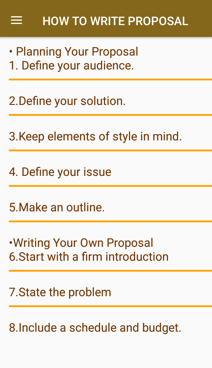 how to write a research topic