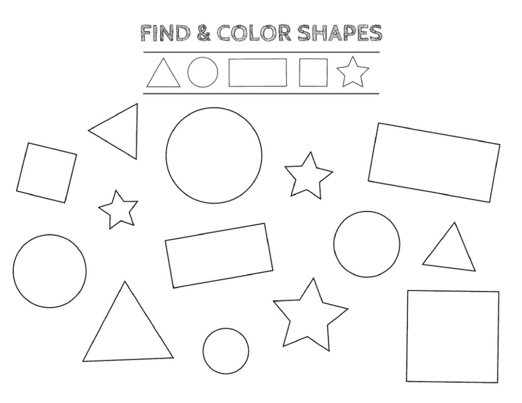 Colors Worksheets For Preschoolers Free Printables In