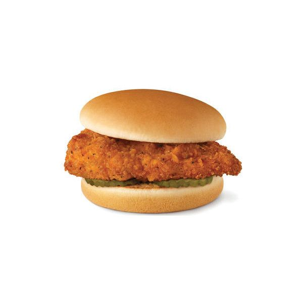 Chick fil A: Will its sandwich giveaway change the way you order food?... ❤ liked on Polyvore featuring food and filler