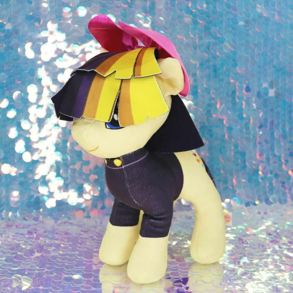 My Little Pony Songbird Serenade Raincloud Rainbow Hearts 13 Plush 2016 Bn283 Hasbro My Little Pony Twilight My Little Pony Little Pony