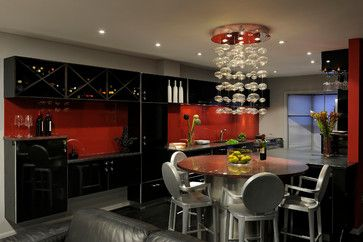 Dhake Kitchen contemporary-kitchen