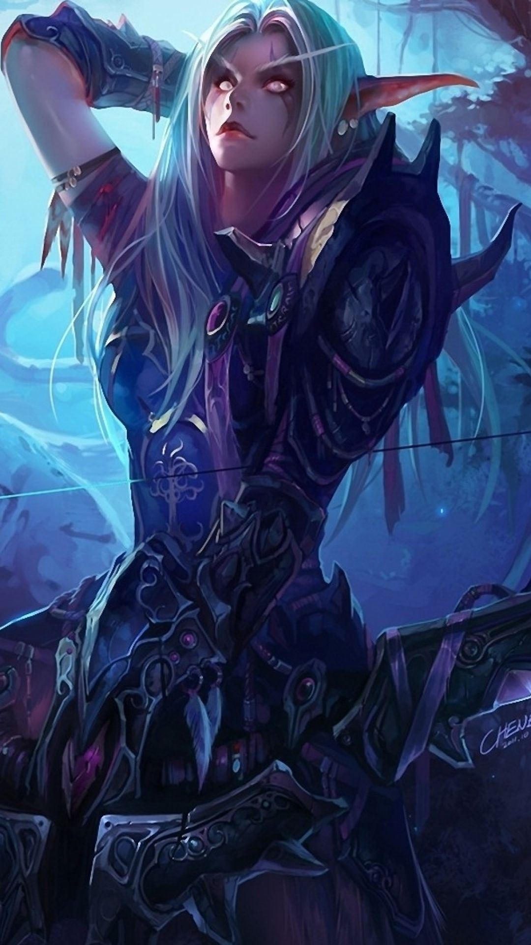 World Of Warcraft Iphone Wallpapers Lby The Continuing World Of