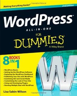 WordPress All-in-One For Dummies, 2nd edition (PDF) ~ Free ebooks download in pdf,mobi, epub and kindle