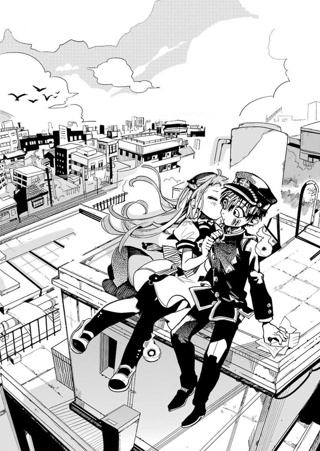 Pin by Yis Bar on Hanako in 2020 Hanako, Manga rock, Manga