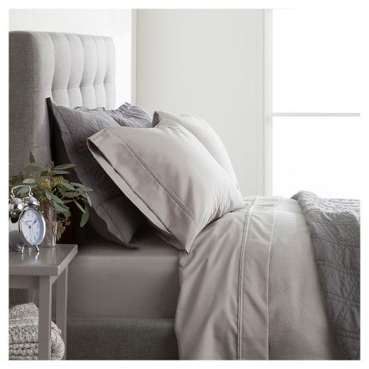 Performance Sheet Set Solids 400 Thread Count   Threshold™ : Target Boy  Room, Guest