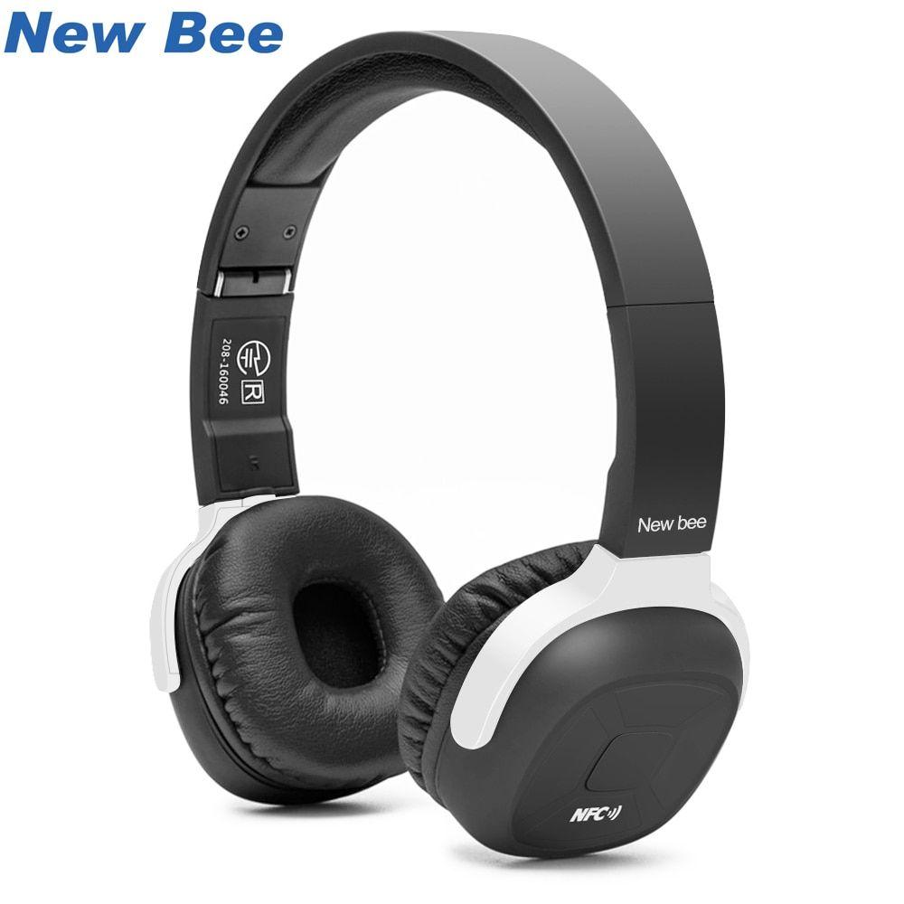 New Bee Wireless Bluetooth Headphone