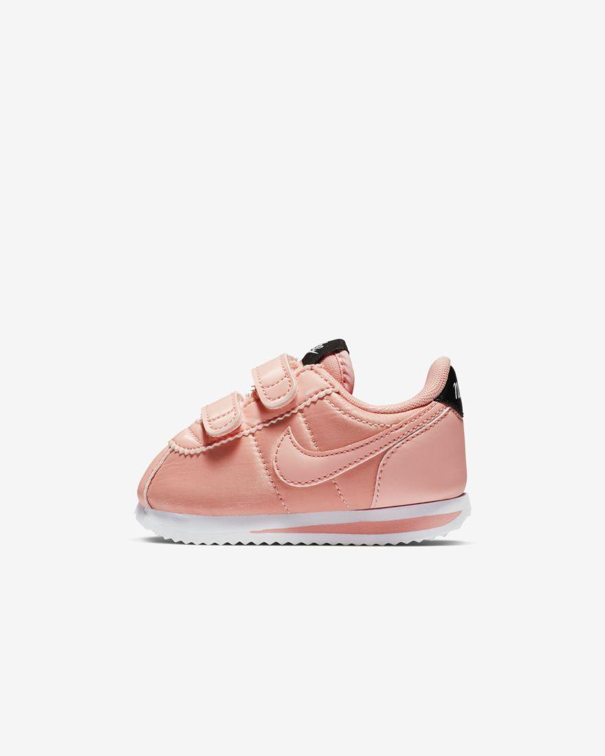 pink nike cortez toddler cheap nike