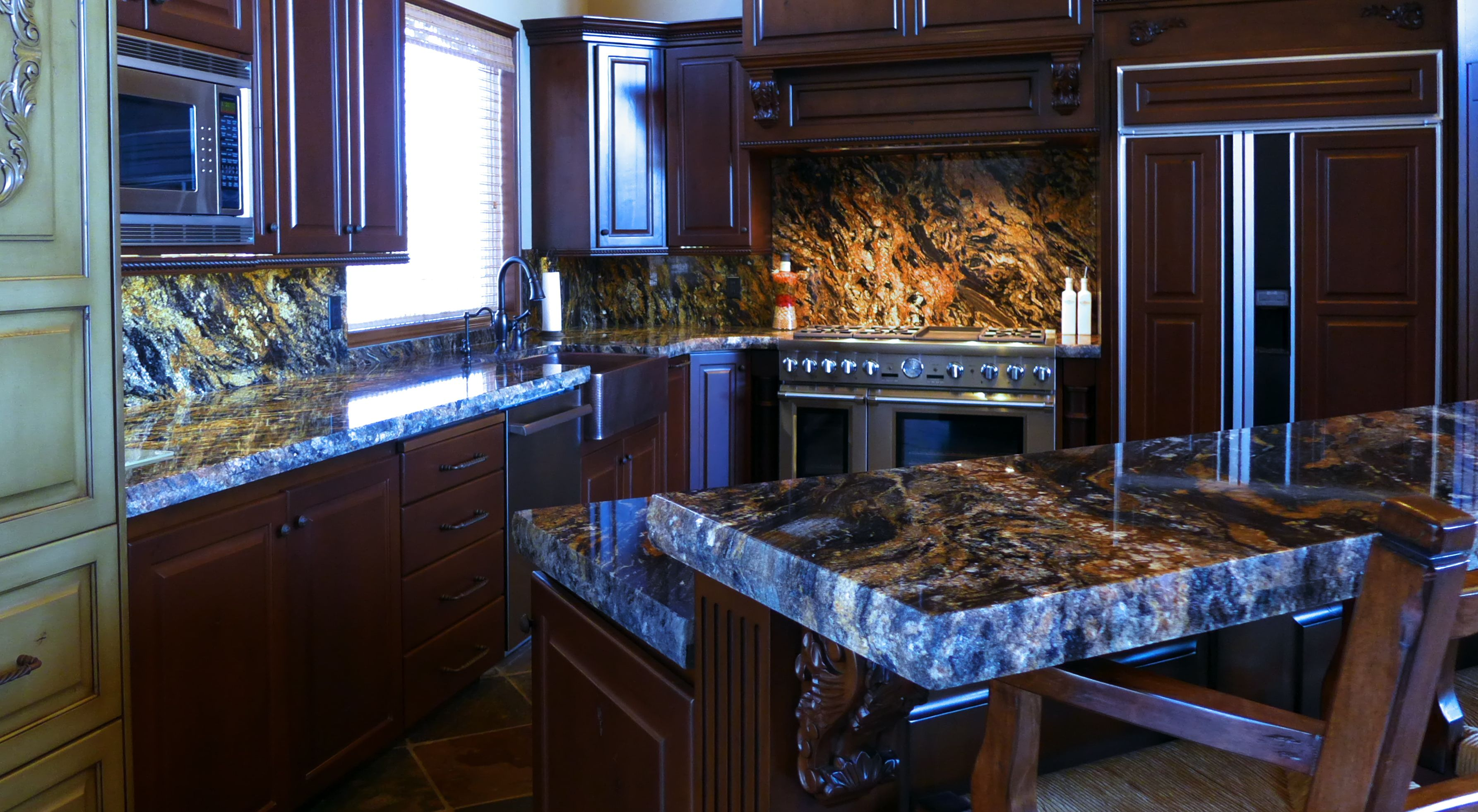 Granite Countertops Salt Lake City Utah Sedna Granite Kitchen Countertops Park City Ut Accent