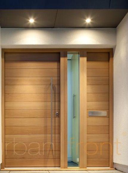 Idea puertas Puertas Pinterest Ideas y Puertas - puertas de entrada