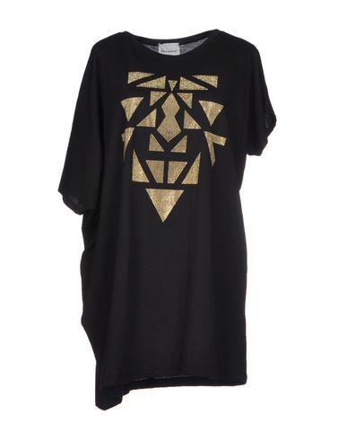 MARIUCCIA Women's T-shirt Black S INT