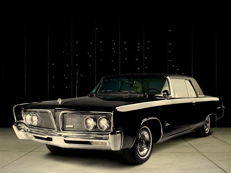 1964 Imperial Classic Cars Chrysler Imperial Retro Cars