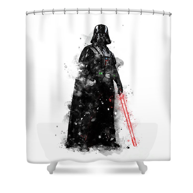 darth vader shower curtain for sale by