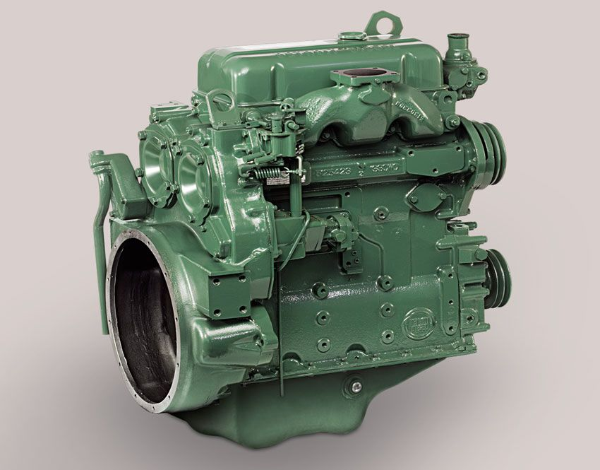 Series 53 - Products - MTU Detroit Diesel 2-Cycle | Engines
