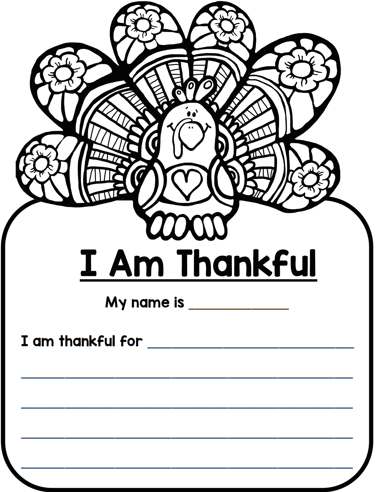 Teaching Gratitude And Kindness Education November Thanksgiving
