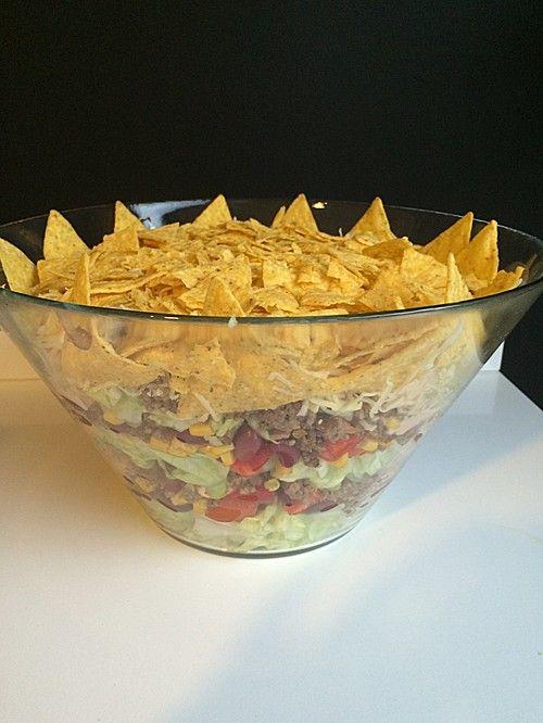 Tortilla - Salat von lecker-rhabarber | Chefkoch