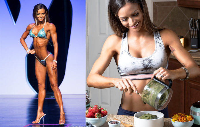 Veganes Fitness-Modell erklärt Muscle Building Secrets #building #erklart #Fitness #modell #muscle #...